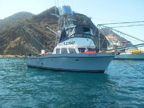 1989 Custom Commercial Boat