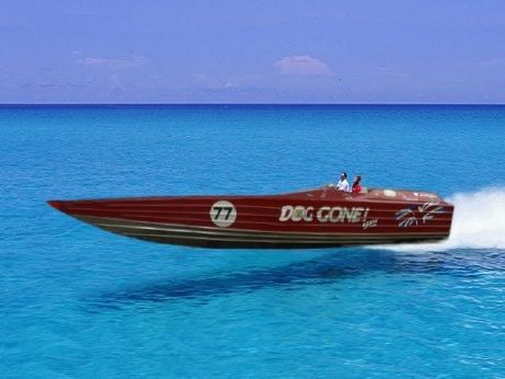 2006 Lamborghini Offshore Racing Powerboat