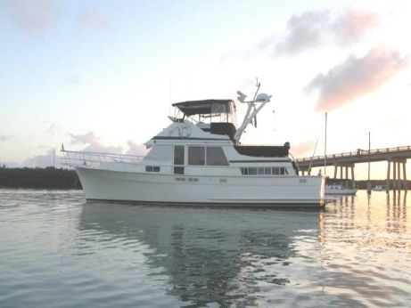 1996 Tollycraft Cockpit Motor Yacht