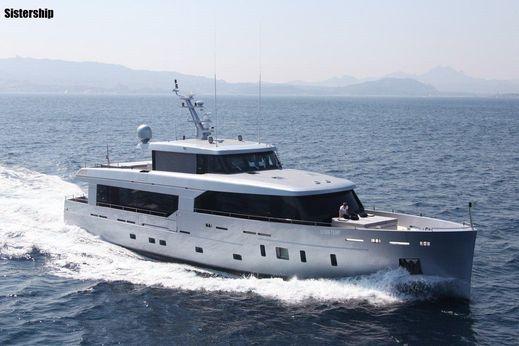 2013 Benetti Sail Division 102 Navetta