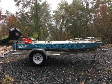 2018 Smoky Mountain Skiff