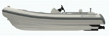 2019 Williams Jet Tenders Sportjet 435