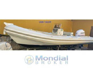 2013 Rib Jocker Boat Clubman 21
