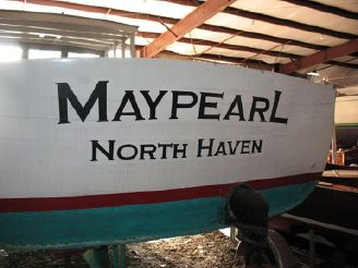 1952 Brown Downeast Lobster Yacht