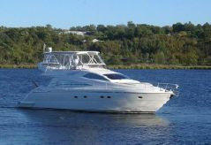 2006 Aicon 56 Flybridge Sport
