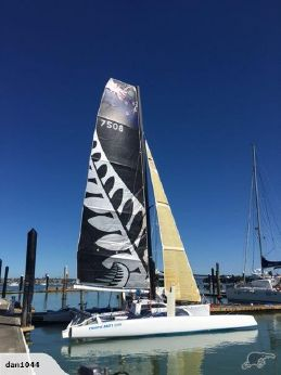 2011 Racing Multihull Trimaran