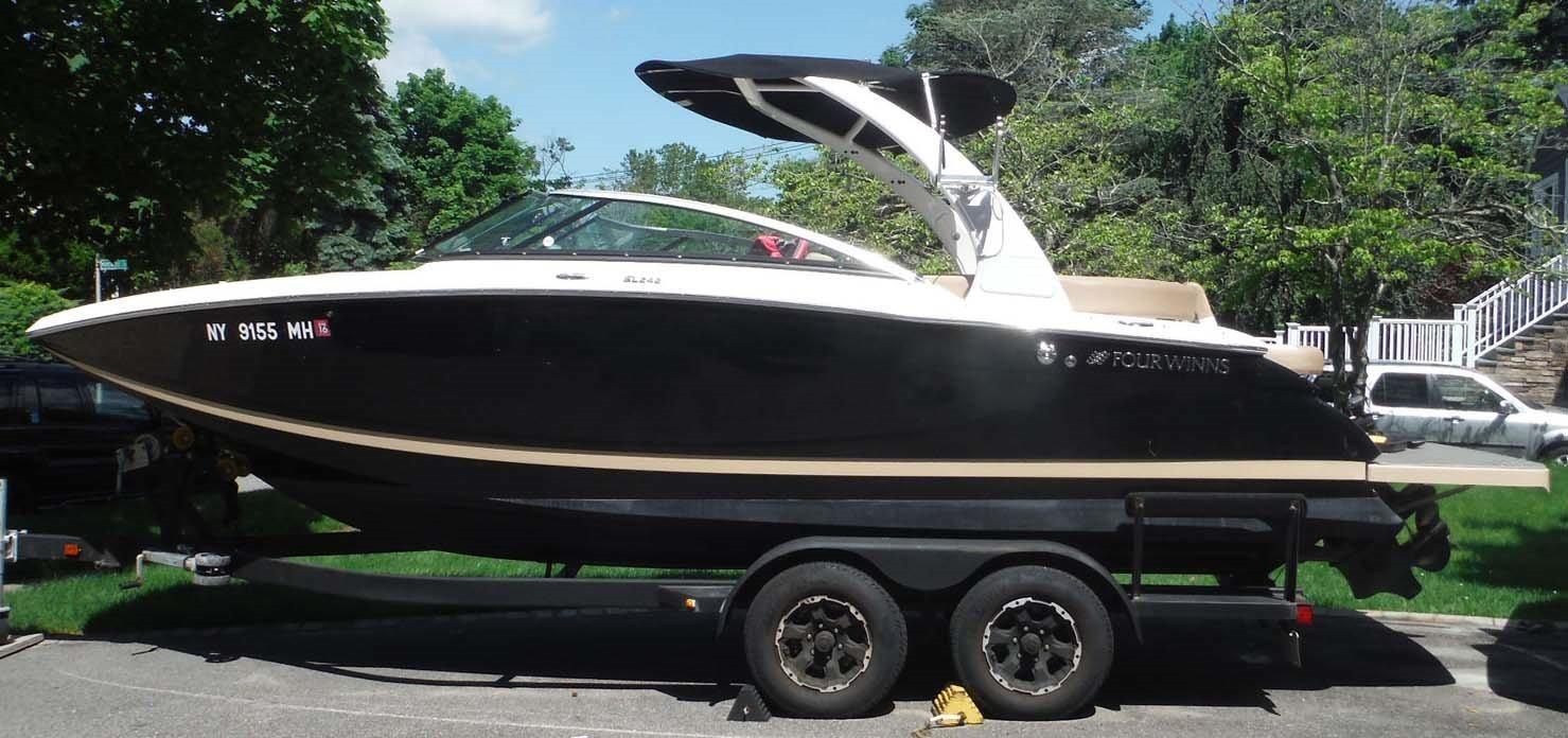 2013 Four Winns SL242 Power Boat For Sale - www.yachtworld.com