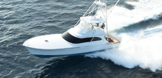 2008 Spencer Yachts Custom Carolina Sportfish