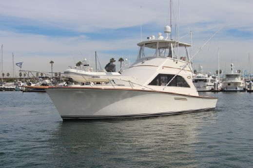 1988 Ocean Yachts 44 Super Sport