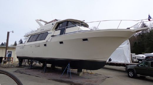 1986 Westbay Lloyd 4500 Pilothouse