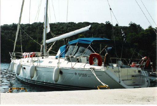 1999 Jeanneau 45.2