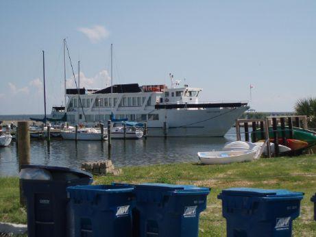1983 Chesapeake Bay USCG T-Class Overnight Passenger Vessel