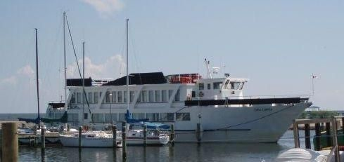 1983 Chesapeake Bay USCG T-Class Overnight Passenger