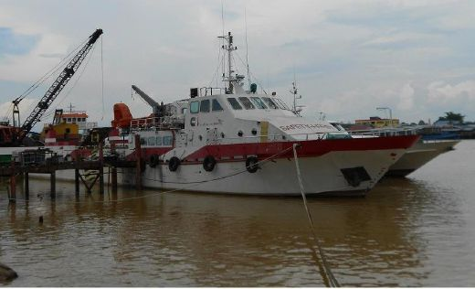 2010 Offshore Supply Vessel Crew Boat - Standby Safety - Deck 100 Tons