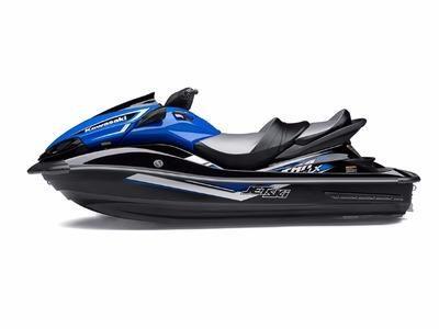 2017 Kawasaki Jet Ski® Ultra® LX