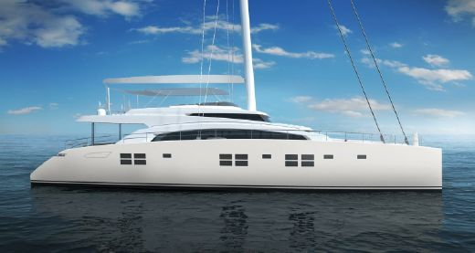2017 Sunreef 88 Double Deck