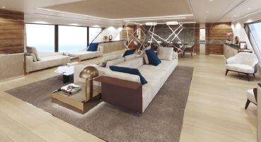 thumbnail photo 1: 2020 Rosetti Superyachts 52m PHI Design Supply Vessel