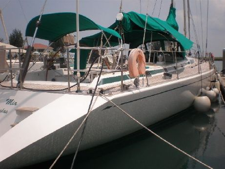 1995 Cassanelli Spa 80ft Vallicelli Sloop