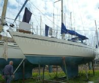 1989 Marine Projects Moody 376