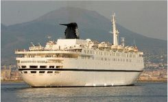 1982 Cruise Ship, 1200 Passengers -Stock No. S2148
