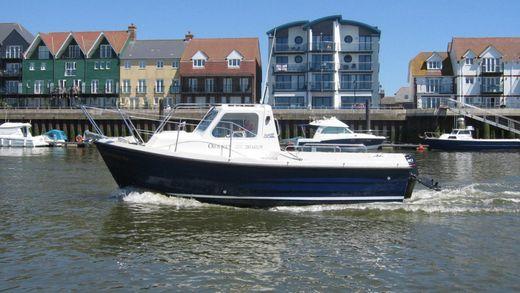 2017 Orkney Boats Pilot House 20