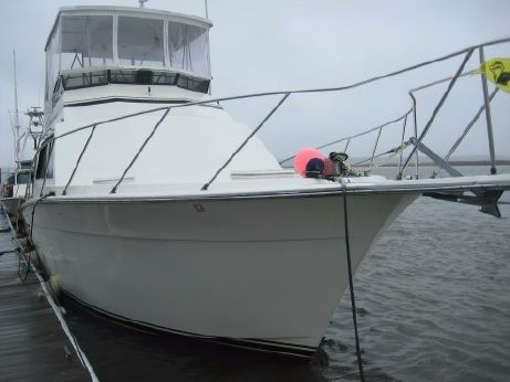 1986 Egg Harbor 41 SF 2001 Cat 435hp