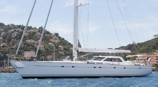 2004 Fitz 84ft Aluminium Cutter Sloop