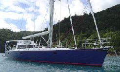 1996 Applied Alloy 65ft Cutter Sloop