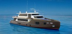 2020 Bray Yacht Design Ocean Condo