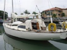 1966 Columbia 50ft Classic Cutter Sloop