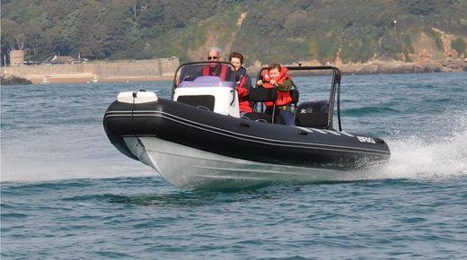 2014 Brig Inflatables Navigator 610