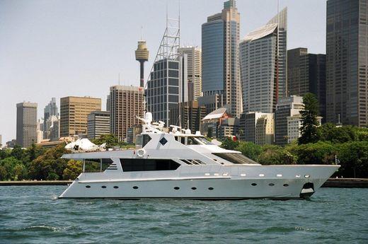 1998 Precision 86 Motor Yacht