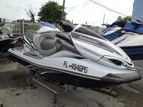 2012 Kawasaki ULTRA- LX