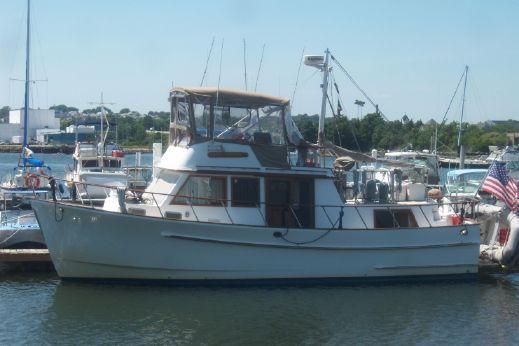 1985 Monk 36 Trawler