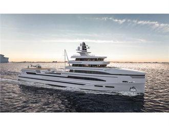 thumbnail photo 0: 2020 Rosetti Superyachts 85m Spadolini Helipad Supply Vessel