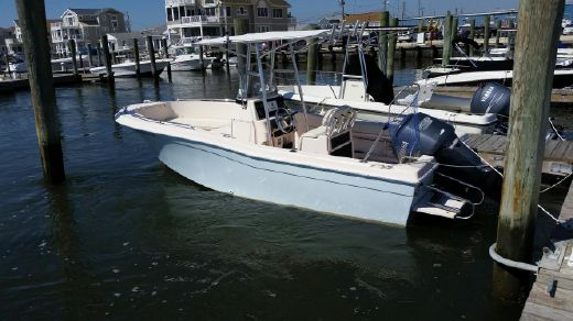 2004 Grady White 209 Escape C C T Top