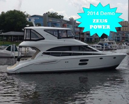 2014 Meridian 441 Sedan