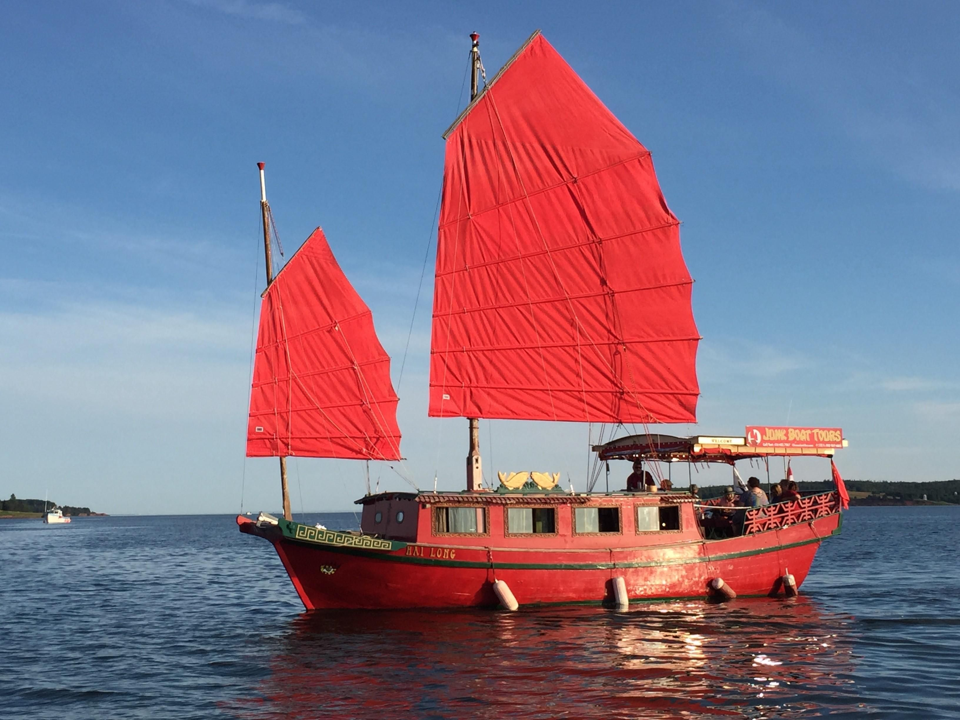 Cheap Business Insurance >> 1968 Cheoy Lee Chinese Junk Ship Business Power Boat For Sale