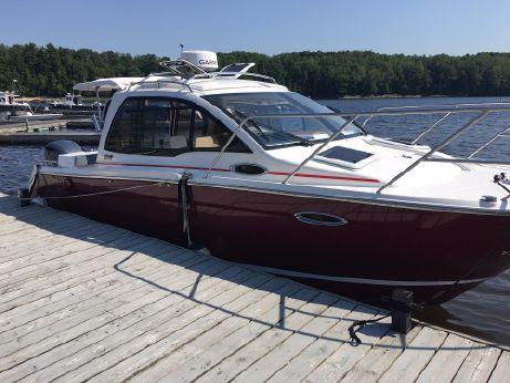 2017 Cutwater 242 COUPE