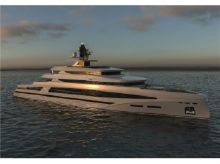 2020 Rosetti Superyachts 85m Spadolini Super Yacht
