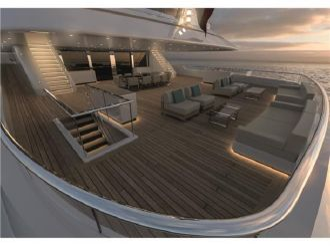 thumbnail photo 1: 2020 Rosetti Superyachts 85m Spadolini Super Yacht