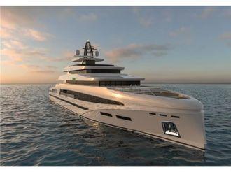 thumbnail photo 2: 2020 Rosetti Superyachts 85m Spadolini Super Yacht