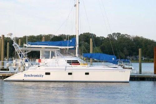 2005 Manta 42 MK II