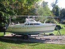 1998 Hunter 240