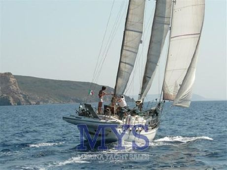 1979 Transworld Boat FORMOSA 41 Ketch