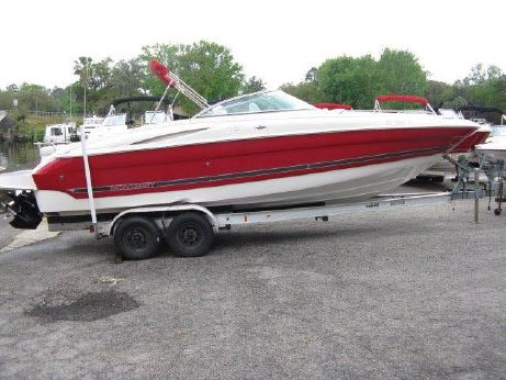 2005 Monterey 268 SS