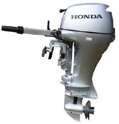 2020 Honda 9.9