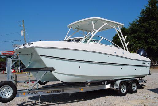 2018 World Cat 230 Sundeck Power Catamaran
