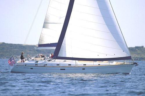 2004 Sunsail Beneteau 50