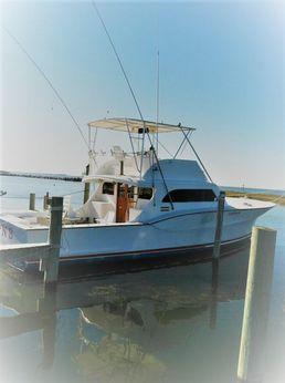 1989 Jarvis Newman Sport Fisherman
